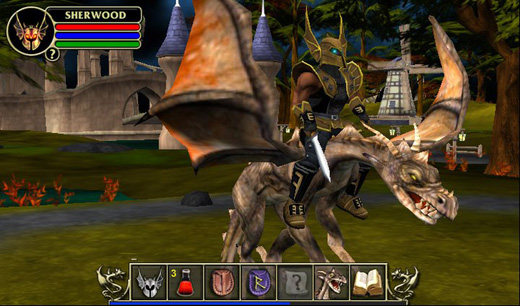 MMORPG Dragon
